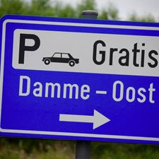 Randparking Damme Oost