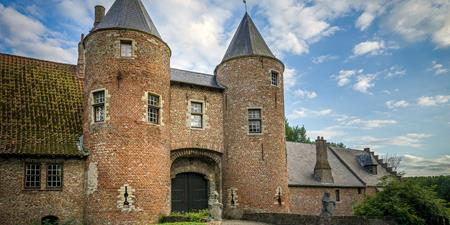 Castle of Oostkerke